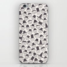 Cats With Hats iPhone & iPod Skin