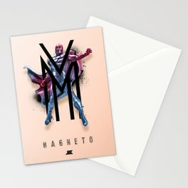Heroes and Villains Series 2: Magneto Stationery Cards