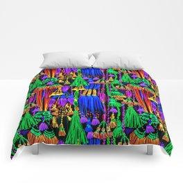 glow tassels Comforters