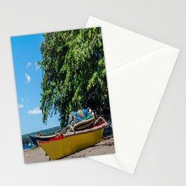 Traditional Filipino Kayak Stationery Cards