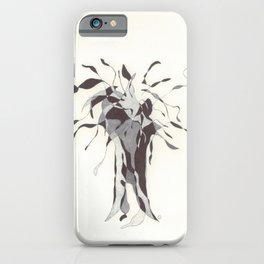 Tree 1b iPhone Case