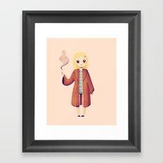 Margot Framed Art Print
