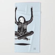 Bogeyman Beach Towel