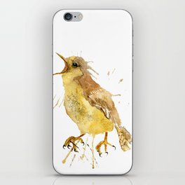 Wren iPhone Skin