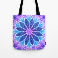 cupcake Tote Bags featuring Cupcake by Jellyfishtimes