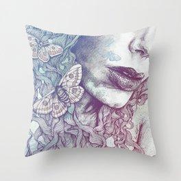 Ornaments: Rainbow Throw Pillow