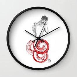 Pal-Carl Wall Clock