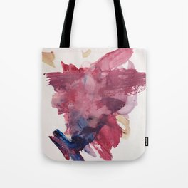 Kid's abstract painting Tote Bag