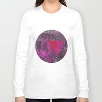 passion Long Sleeve T-shirts featuring Passion    by LebensART