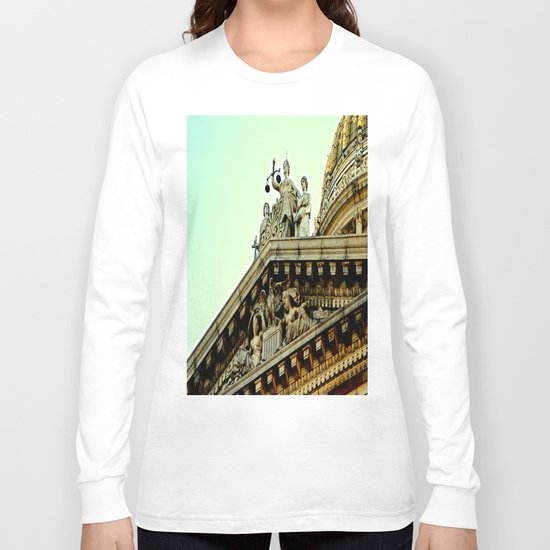 Lady Justice Long Sleeve T-shirt