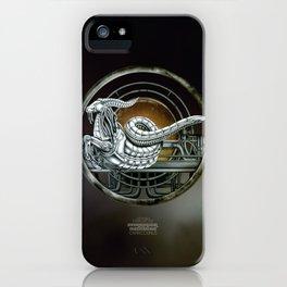 """""""Astrological Mechanism - Capricornus"""" iPhone Case"""