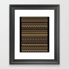 XMAS FANTASY Framed Art Print