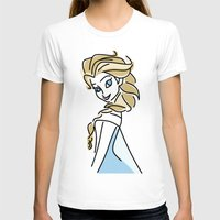 frozen elsa T-shirts featuring Elsa (Frozen) by Maira Artwork