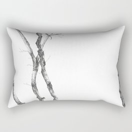 New beginnings Rectangular Pillow