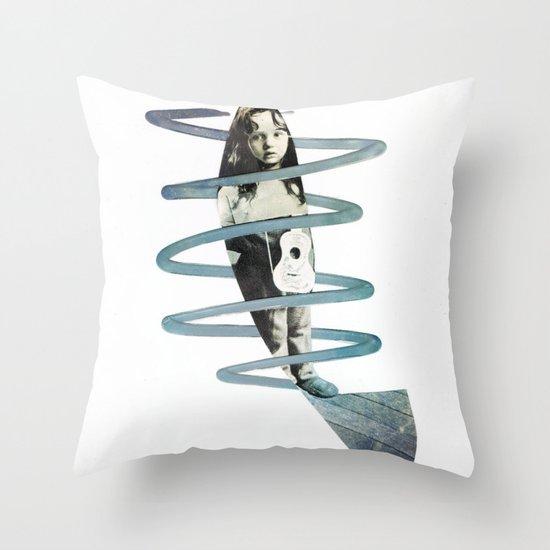 F i s h Throw Pillow