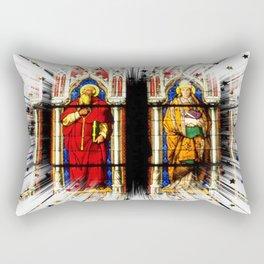 Ecclesiastical memory Rectangular Pillow