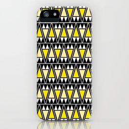 Dusk Arrowheads iPhone Case