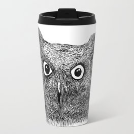 The Eyes of Wisdom Travel Mug