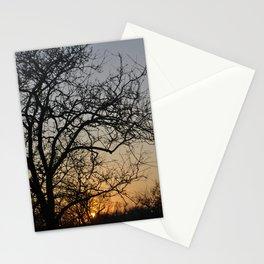 Chicago Sunset Stationery Cards