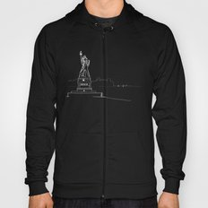 New York by Friztin Hoody