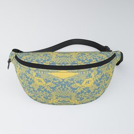 Lace Variation 10 Fanny Pack
