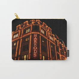 Harrods on Holidays Carry-All Pouch