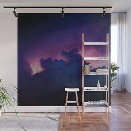 Bad Ass Purple Sky Wall Mural