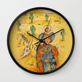 Apocalypse by Drought Wall Clock