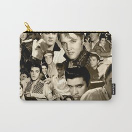 Elvis Presley Collage Carry-All Pouch