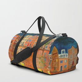Shimmerings I Duffle Bag
