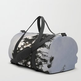 Today, I am Alone. Duffle Bag