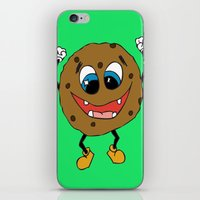cookie iPhone & iPod Skins featuring Cookie! by prestone85