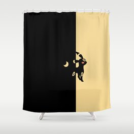 Umbreon Shower Curtain