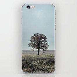 Still Alone iPhone Skin