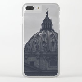 The Vatican Clear iPhone Case