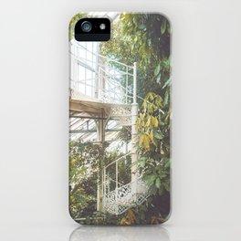 Greenhouse 2 iPhone Case