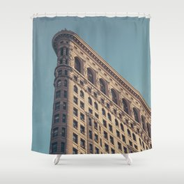 Flatiron - NYC Shower Curtain