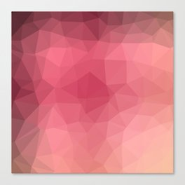 Scalloped Edges Canvas Print
