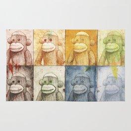 Pop Monkeys Rug