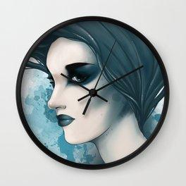 Invierno Wall Clock