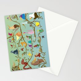 Just for the Birds. Stationery Cards