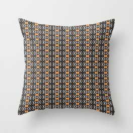 Glitch Pattern 3 Throw Pillow
