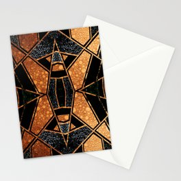Geometric #957 Stationery Cards