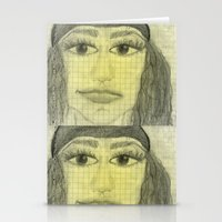 sketch Stationery Cards featuring sketch by Shelby Claire