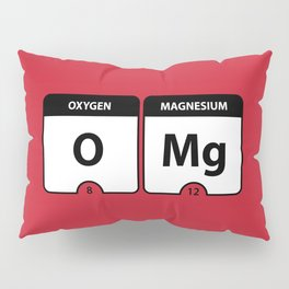 OMG Periodic Table Pillow Sham