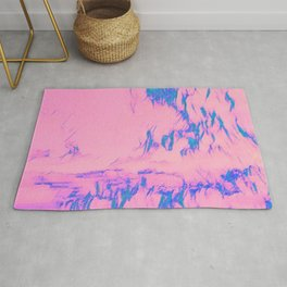 I See Beauty - Orchid Crush Rug