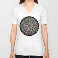 leaf V-neck T-shirts featuring Leaf by Sproot