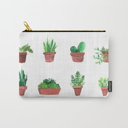 Plants for All Carry-All Pouch