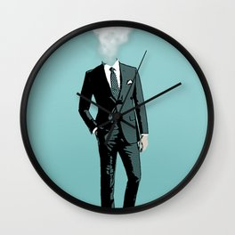 Haze Wall Clock