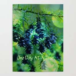 One Day At A Time . . . Poster
